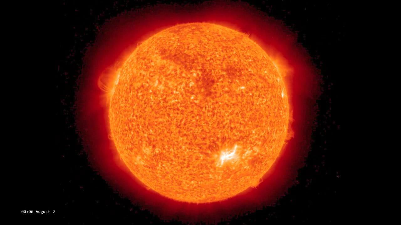 nasa predictions of solar storms - photo #1